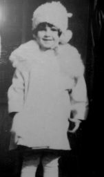Four Year Old Judy in 1926