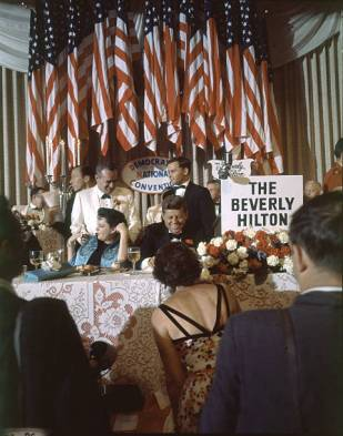 July 10, 1960 Judy and JFK 2