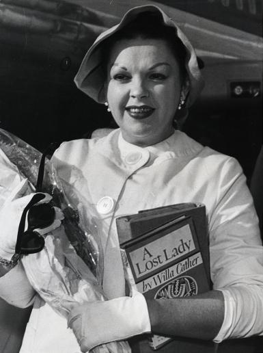 July 14, 1960 Arriving in London 2
