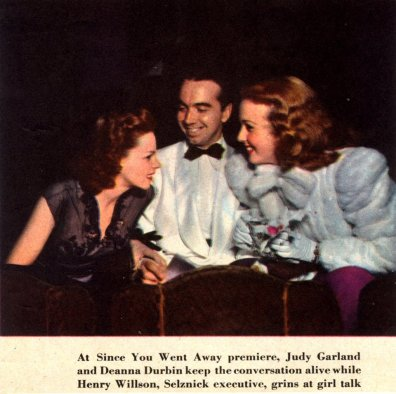 July 17, 1944 Deanna Durbin Henry Willson