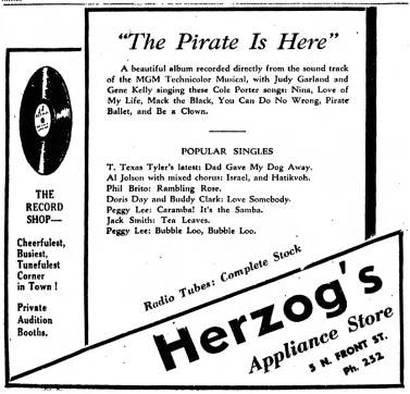 July-2,-1948-MGM-RECORDS-THE-PIRATE-The_Kingston_Daily_Freeman-(NY)