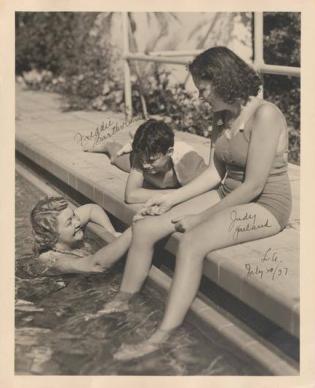 July 20, 1937 b Freddie Bartholomew Sophie Tucker