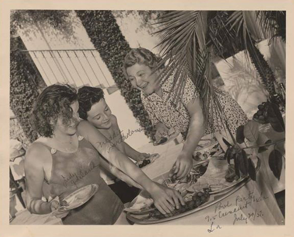 July 20, 1937 c Freddie Bartholomew Sophie Tucker