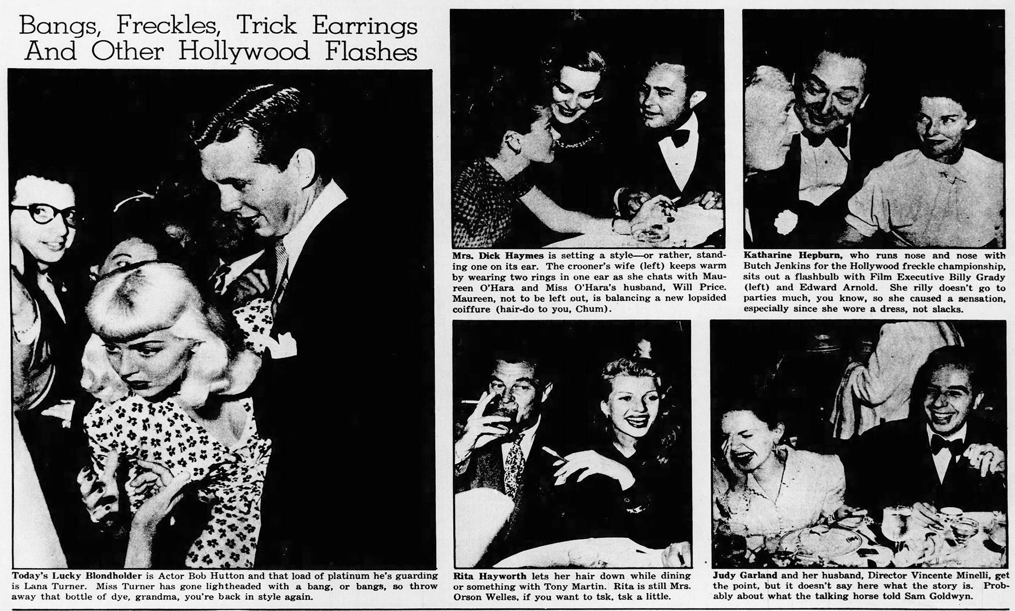 On This Day In Judy Garland's Life And Career – July 21