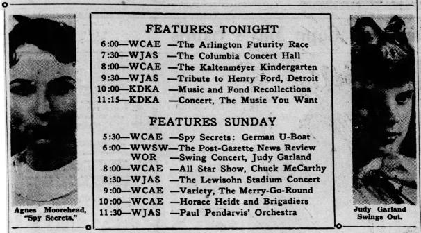 July-30,-1938-(for-July-31)-RADIO-Pittsburgh_Post_Gazette