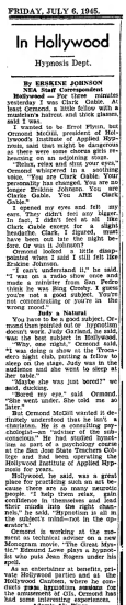 July-6,-1945-HYPNOTIZED-Ironwood_Daily_Globe-(MI)