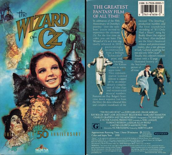 Oz-VHS-50th