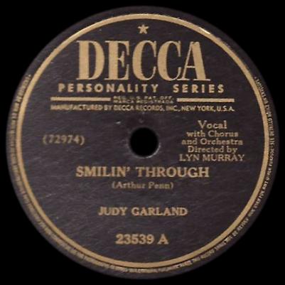 Smilin'-Through-Label