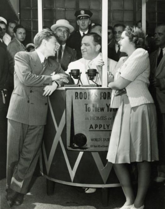 August-24,-1939-Mickey-and-Judy-in-NYC-Worlds-Fair