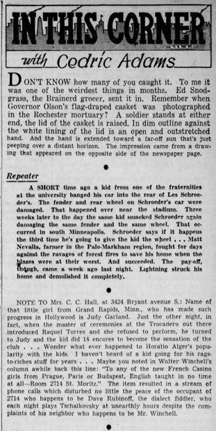 August--31,-1936-Tracadero-Performances-Minneapolis-Star