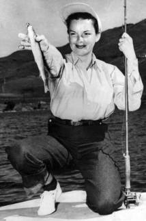 August 5, 1950 circa Sun Valley Idaho