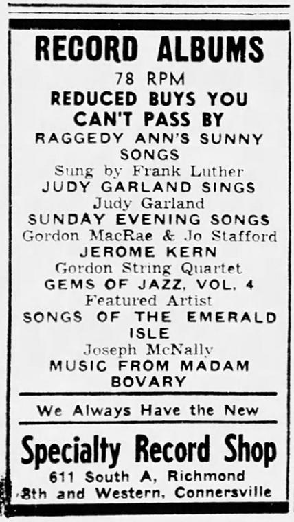 August-5,-1954-JUDY-GARLAND-SINGS-Palladium_Item-(Richamond-IN)