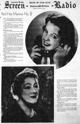 August-8,-1937-RED-HOT-MAMA-Oakland_Tribune