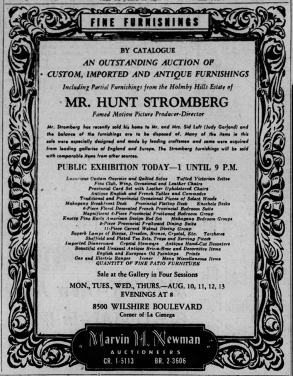 August-9,-1953-HUNT-STROMBERG-AUCTION-The_Los_Angeles_Times