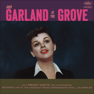 Garland at the Grove original LP