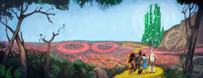 Google Doodle The Wizard of Oz