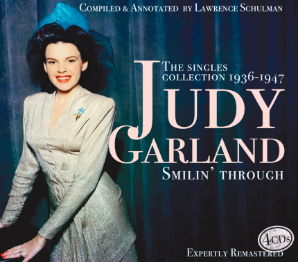 Judy Garland Smilin Through