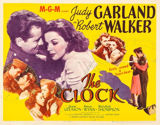 The-Clock-Half-Sheet-Poster