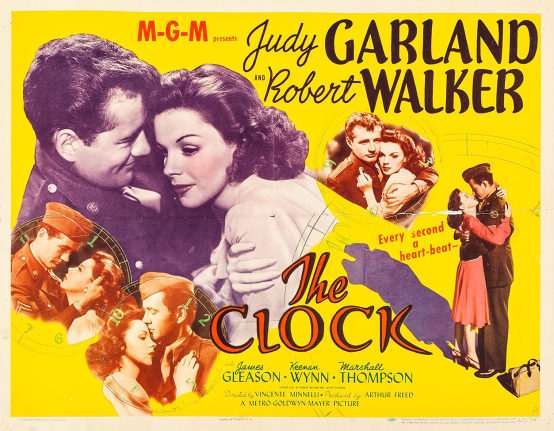 The-Clock-Half-Sheet-Poster