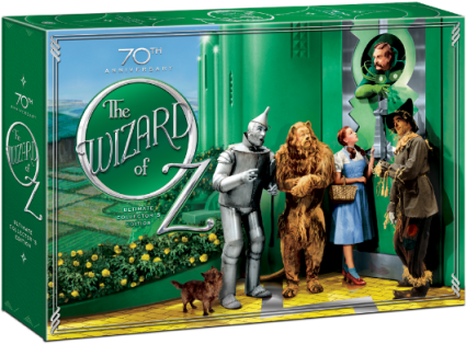 The Wizard of Oz Blu-ray