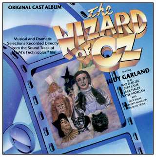 Wizard of Oz CBS CD