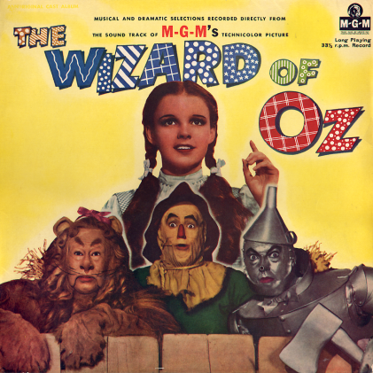 Wizard of Oz LP