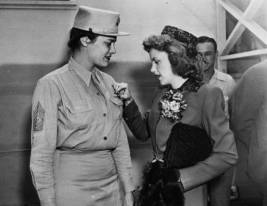 1943 USO BOND Tour