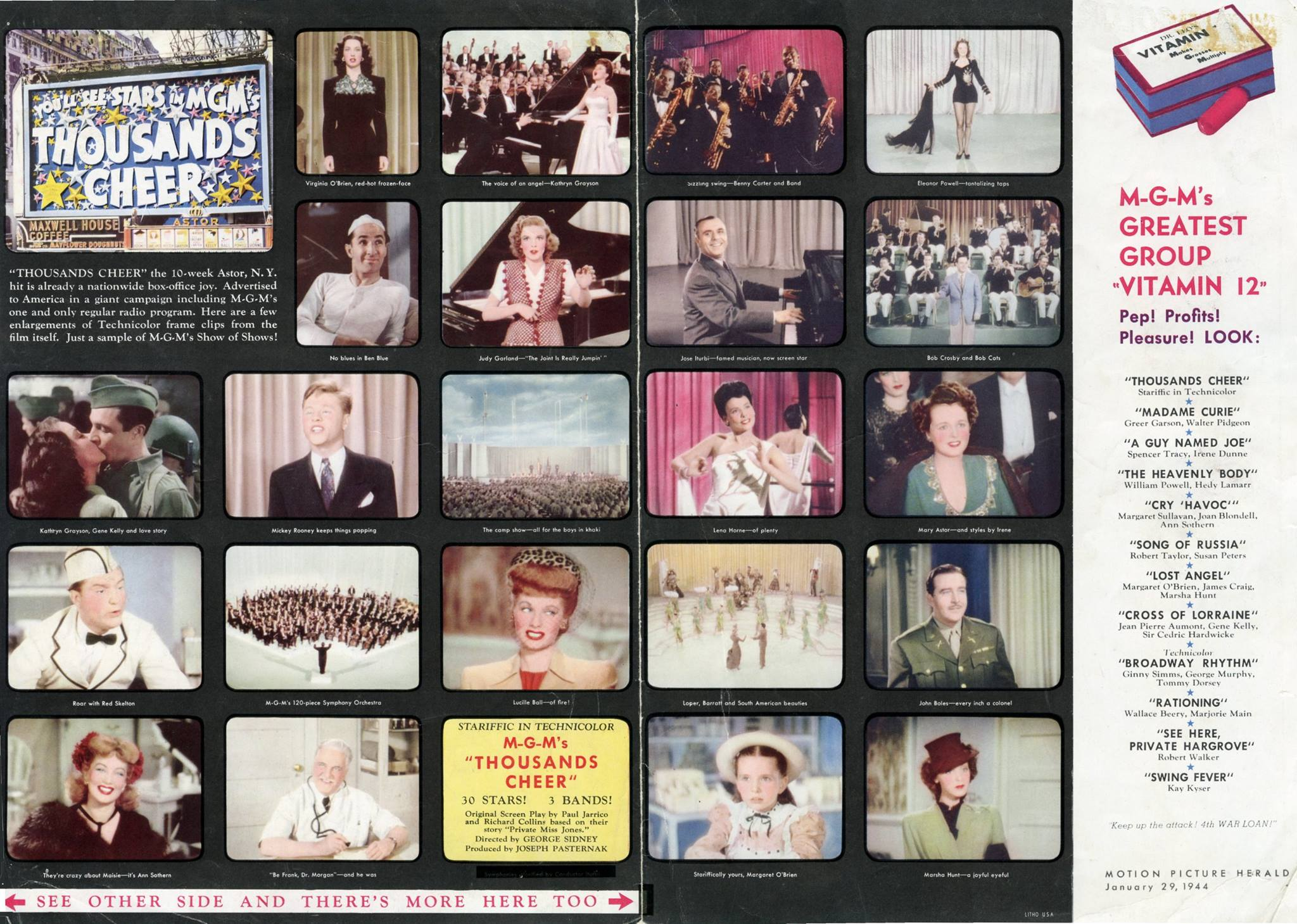 On This Day In Judy Garland's Life And Career – September 13 – Judy