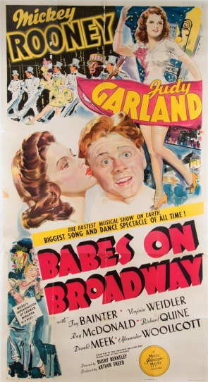 Babes-on-Broadway-Poster