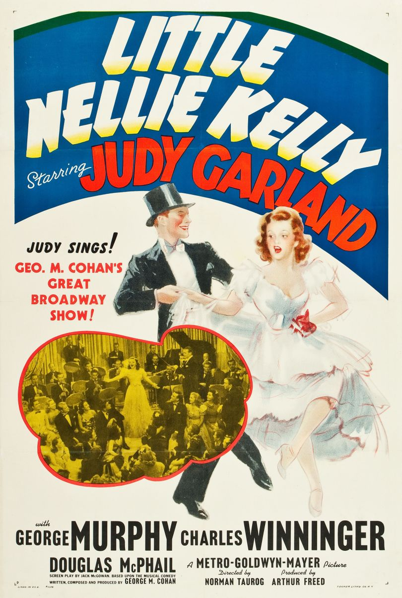 Little Nellie Kelly One Sheet