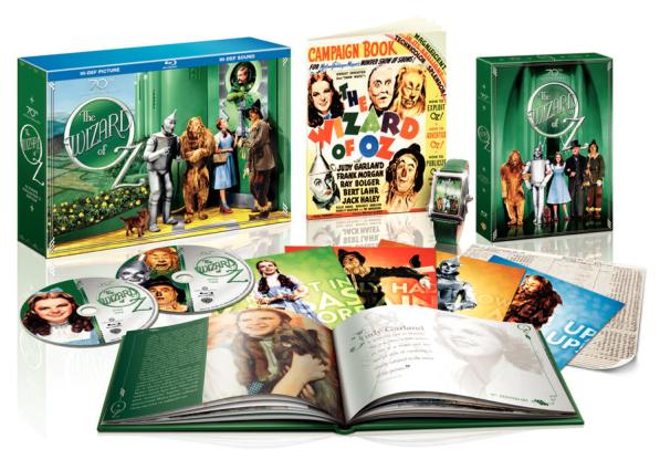 Oz Blu ray set 2009