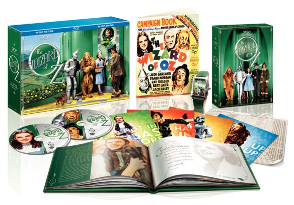 Oz Blu ray set 2009