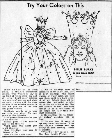 September-12,-1939-COLOR-GLINDA-The_Evening_Herald-(Klamath-Falls,-OR)