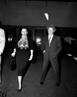 September 15, 1951 or 1952 Dearborn Station Chicago