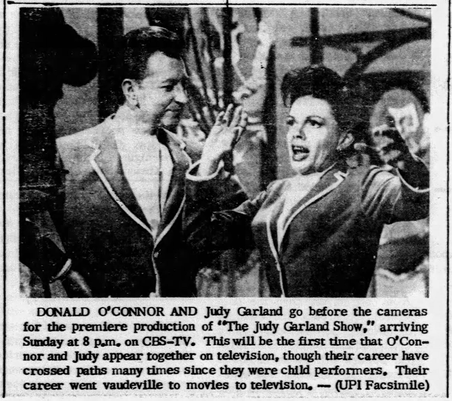 On This Day In Judy Garland\'s Life And Career – September 24 – Judy ...