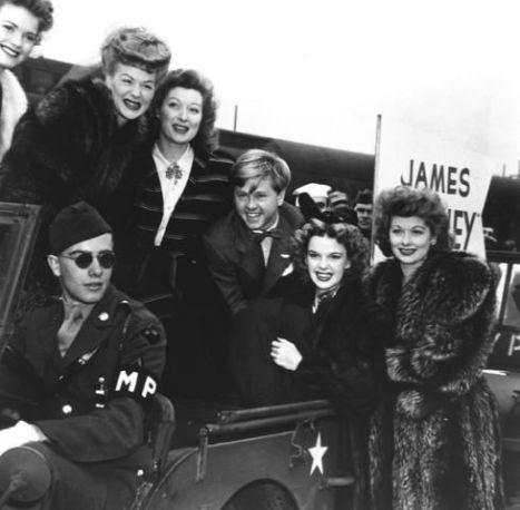 September 25, 1943 BOND TOUR in SF 2