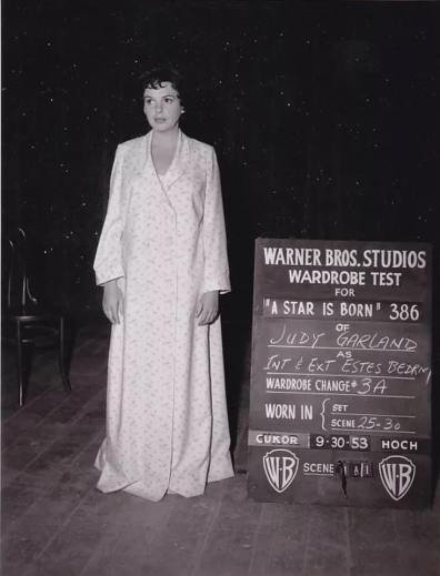 September 30, 1953 Costume Test