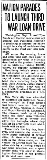 September-8,-1943-BOND-TOUR-Dunkirk_Evening_Observer-(NY)