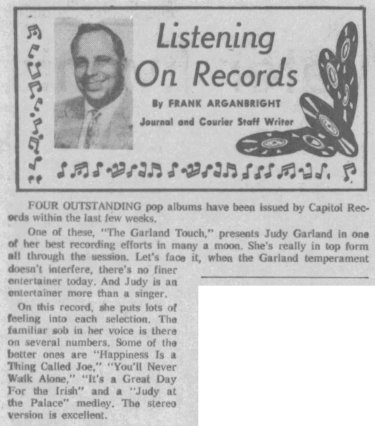 September 8, 1962 GARLAND TOUCH Journal_and_Courier (Lafayette IN)