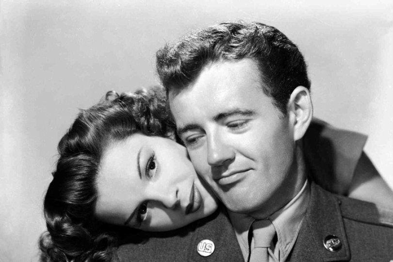 Judy Garland Robert Walker