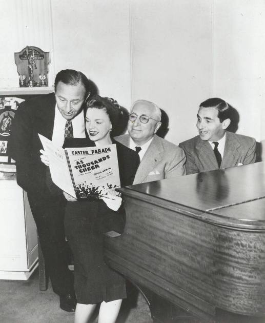 Arthur Freed Mayer Irving Berlin