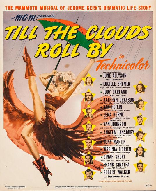 Clouds Window-Card