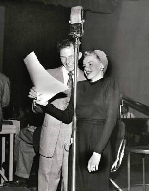 October 5, 1945 Frank Sinatra Pabst Blue Ribbon