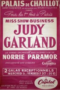 October 5, 1960 Paris poster