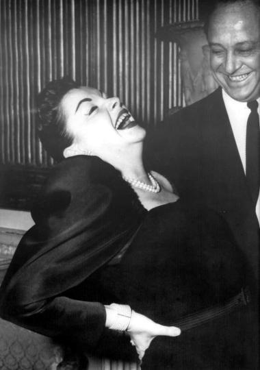 October 9, 1957 Savoy Hotel 1