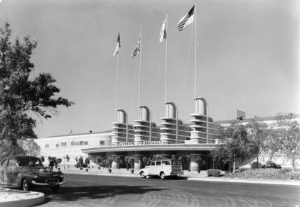 Pan Pacific Auditorium 1937