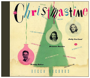 Christmastime Decca Album