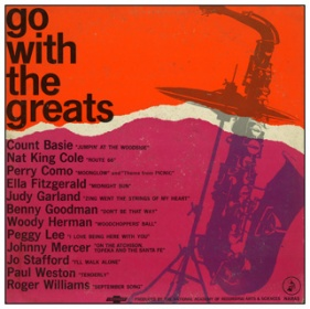 Go With The Greats LP