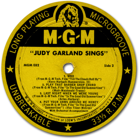 Judy-Garland-Sings-10-inch-label