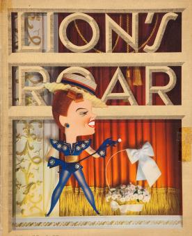 Lion's-Roar-Nov-1942-cover
